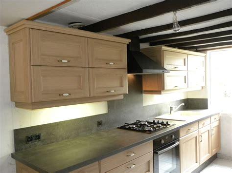 le chene cuisine cuisine contemporaine chene image sur le design maison