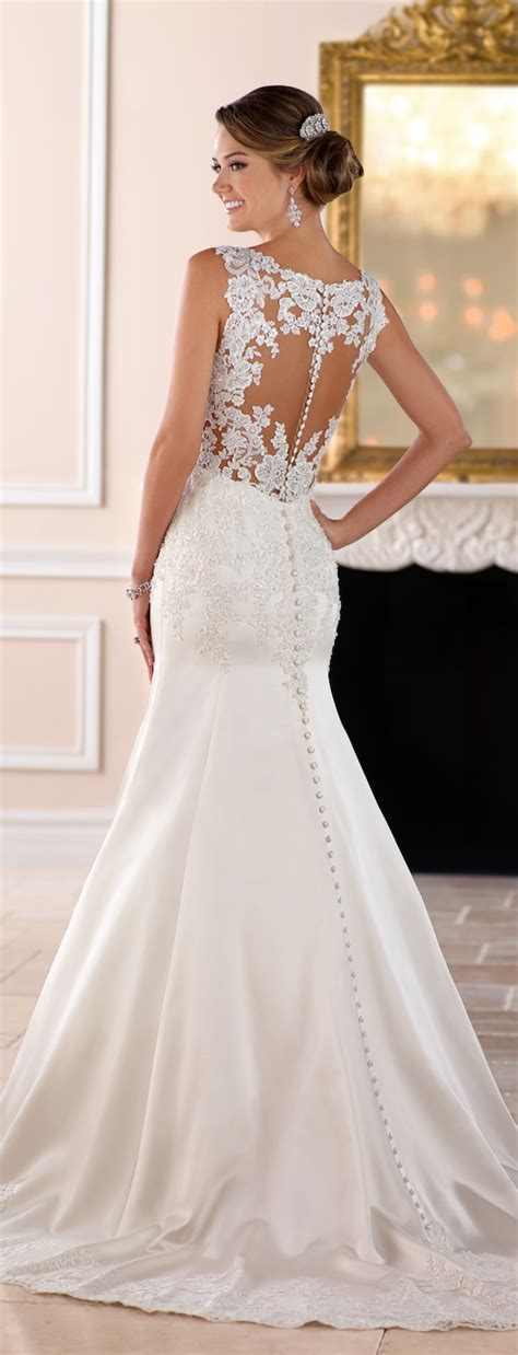 wedding dresses  stella york spring  bridal