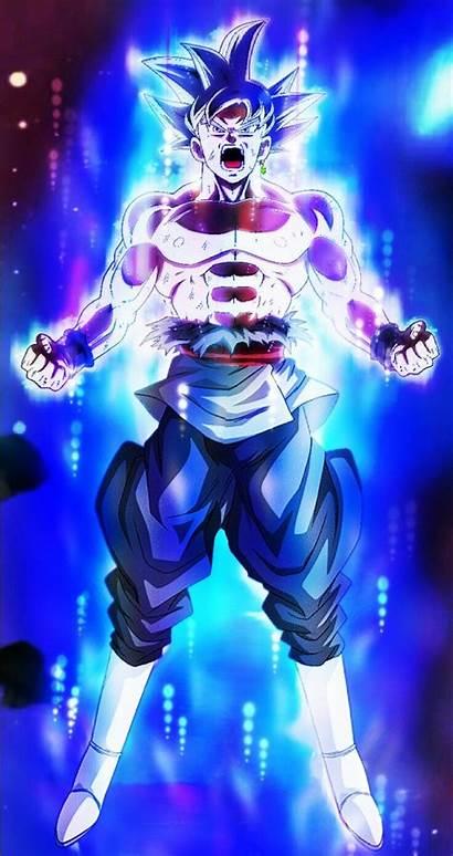 Goku Instinct Ultra Mastered Dragon Ball Fondos