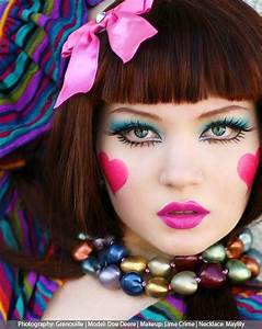 Cute Doll Look | Fabulous MakeUp | Pinterest