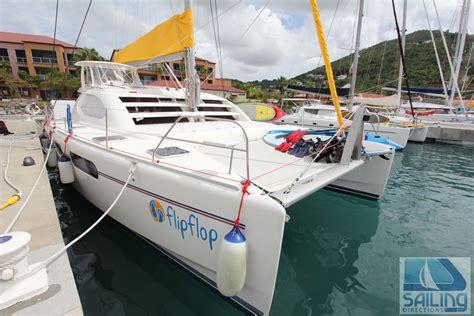 Catamaran Boat Flips by Flip Flop Crewed Catamaran Charter Us Islands