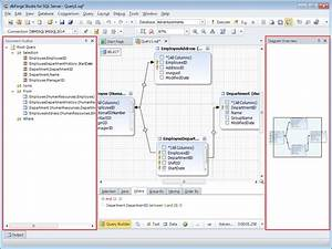 Query Builder Tool In Dbforge Studio For Sql Server