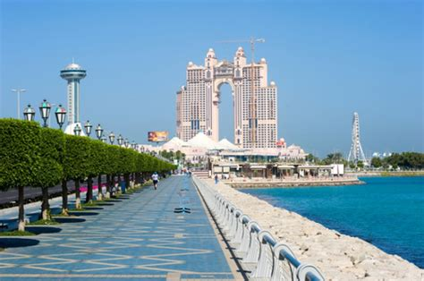 Corniche Abu Dhabi Abu Dhabi Corniche Road