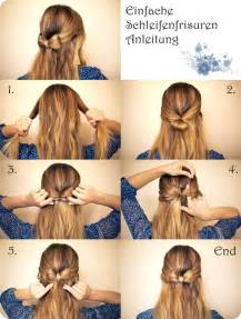 Frisuren Zum Selber Machen Lange Haare Anleitung by Gaga Schleifenfrisur Selber Machen Mit Clip In Haarverlängerung Vpfashion