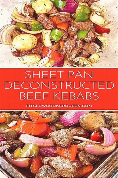 Deconstructed Recipes Beef Kebabs Carb Low Whole30