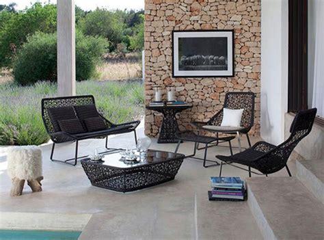 Tips Choosing Furniture Terrace Minimalist