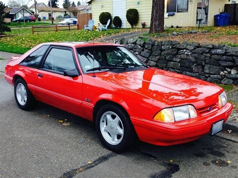 1993 ford mustang lx 5 0 63k mile 1993 ford mustang lx 5 0 bring a trailer