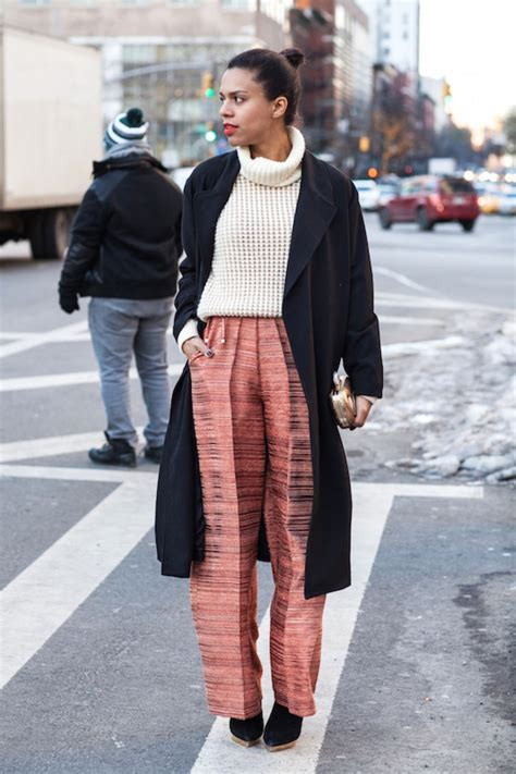 How To Style A Turtleneck For Fall And Winter 2015 Glamour