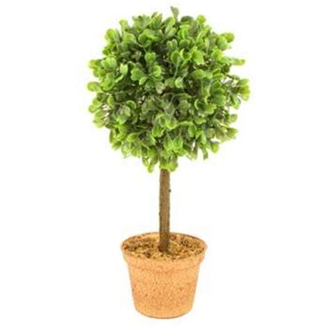 sticker arbre en pot b0386