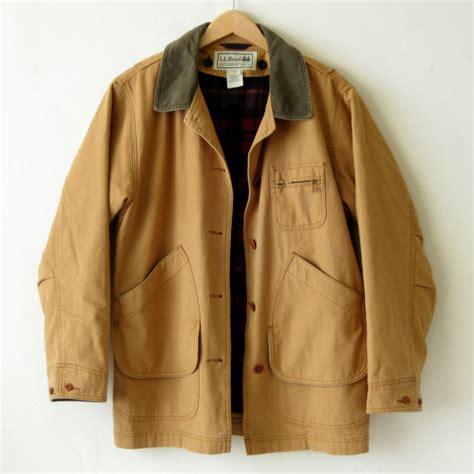 ll bean barn coat vtg womens ll bean field jacket sz m barn coat chore l l