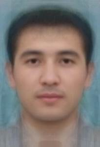 World of Facial Averages: Middle Eastern, Central Asian ...