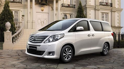 Toyota Alphard Picture by Toyota Alphard Vellfire Review