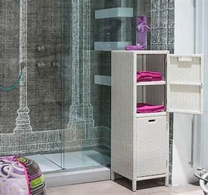 rattanschrank cabinet inout rattan loom korb mobel With feuerstelle garten mit rattan schrank für balkon
