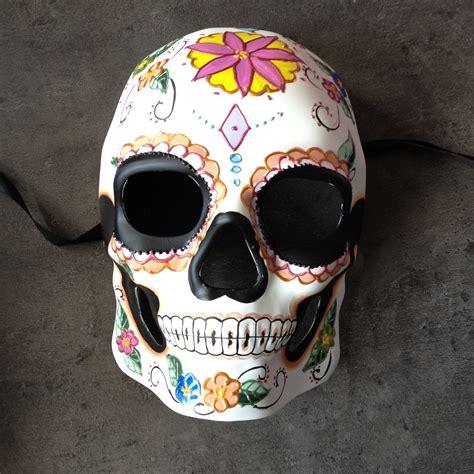 masque halloween masque  de los muertos