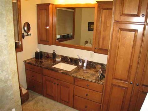 bathroom storage tower cabinet decor ideas