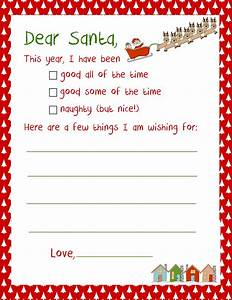 20 letters to santa and printable envelopes christmas With santa letter pictures