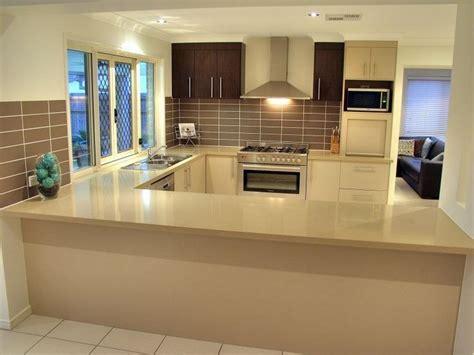 split plan house l shaped kitchen design ideas decozilla