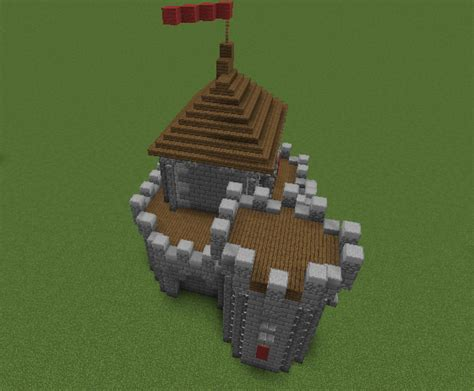 small castle grabcraft  number  source  minecraft buildings blueprints tips
