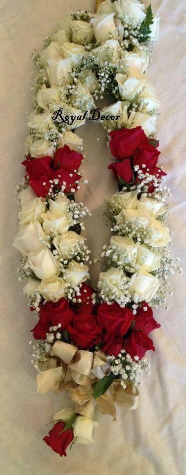 groom haar garland   wedding fresh flower jewelry