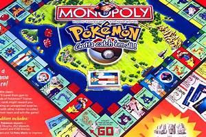 Pokemon Collector U0026 39 S Edition  1995  Monopoly Board Game