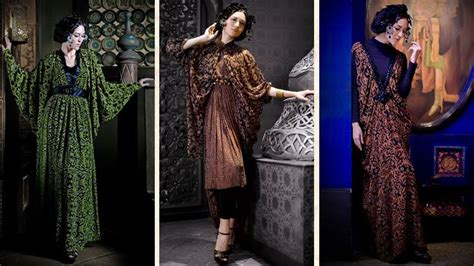 batik dress  danar hadi fashion batik dress dresses