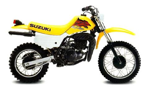 Suzuki Ds80 Specs by Suzuki Ds80 Model History