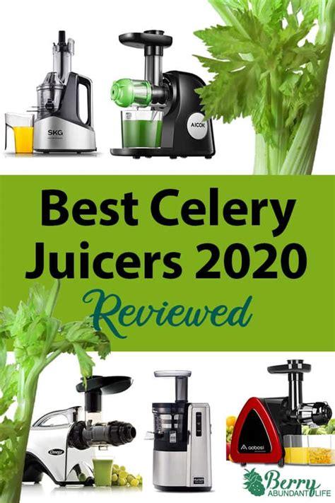 celery juicer juice juicers why daily need