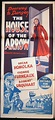 HOUSE OF THE ARROW Movie Poster 1953 British Cinema ...