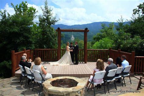 gatlinburg tn wedding photography  imagine
