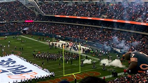 chicago bears soldier field wallpaper  images
