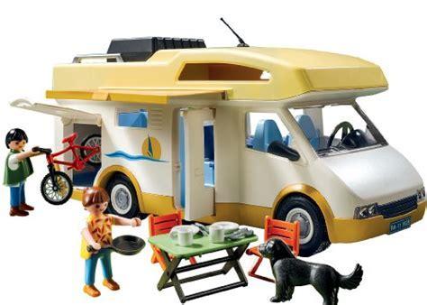 PLAYMOBIL® Camper Playset   Buy Online in UAE.   Toys And