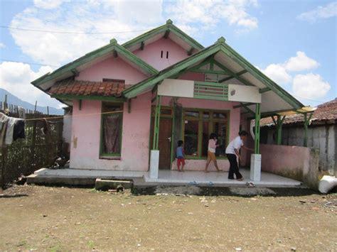 gambar rumah btn  sederhana gambar rumah btn