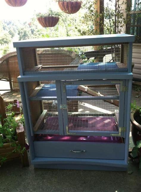 dresser bunny hutch  fiddlesandbows