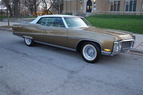 70 Buick Electra 225 by 70 Buick Electra 225 Custom Convertible Clean