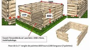 Abri jardin en palettes youtube for Amenager jardin en pente 8 comment fabriquer un poulailler en bois pour le jardin