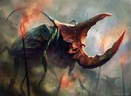 Monster Beetle Concept Art deviantART