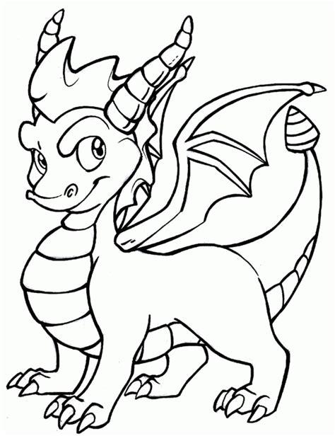 Chinese Dragon Printable Coloring Home