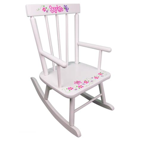 creating peace and calm with a toddler rocking chair