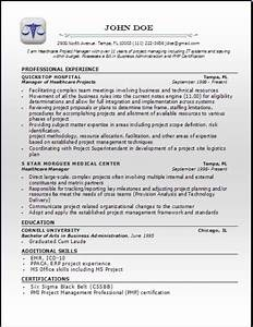 Template For Cover Letter Medical Professional Resume Occupational Examples Samples