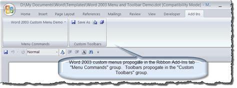 ribbonqat user interface
