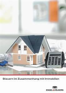 Steuern Sparen Mit Immobilien : engel v lkers ratgeber zu steuern im zusammenhang mit ~ Lizthompson.info Haus und Dekorationen