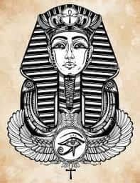 What Does King Tut Tattoo Mean? | Represent Symbolism