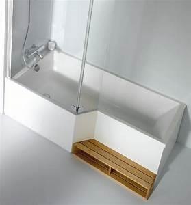 Baignoire Douche Leroy Merlin : am nager une petite salle de bains avec de grandes id es ~ Dailycaller-alerts.com Idées de Décoration