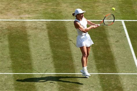 Wimbledon 2018 top female tennis players – Serena Williams, Simona Halep, Johanna Konta, Petra Kvitova, Daria Kasatkina - Radio Times