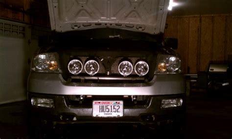 2005 f150 light bar 2005 f150 xlt ingot silver ford f150 forum community