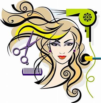 Hair Clipart Salon Stylist Cosmetology Clipartmag