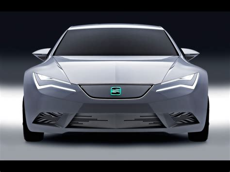 2018 Seat Ibe Concept Front 1600x1200 Wallpaper