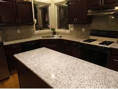 White Tiger Granite Granite Tile Countertop For Kitchen Granite Tile Countertop In Bianco Romano By Lazy Granite Affordable Granite Kitchen Countertops Ideas With Affordable Cost Granite Granite Tile Countertop In White Tiger By Lazy Granite Affordable