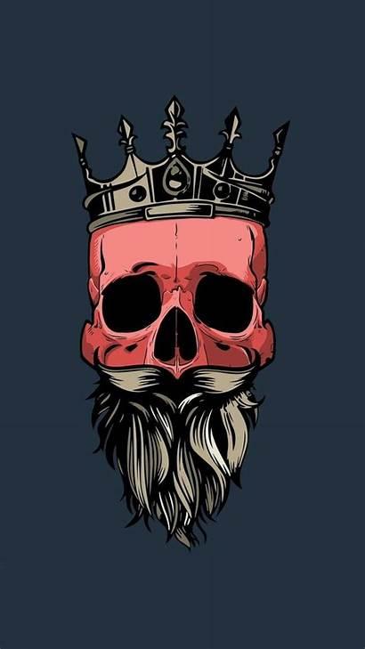 Skull King Wallpapers Eagle Skulls Iphone Tattoo
