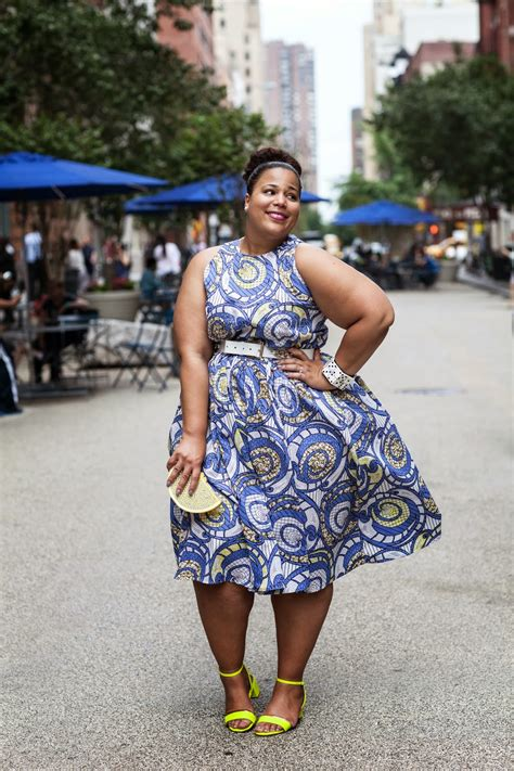 Fabulous Ankara African Print Styles For Plus Size Women